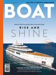 Showboats International Magazine Subscription July 1st, 2020 Issue