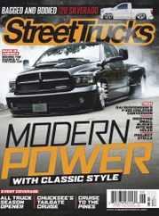 Street Trucks Magazine Subscription June 1st, 2020 Issue