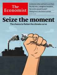 The Economist Magazine Subscription May 23rd, 2020 Issue