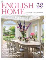The English Home Magazine Subscription July 1st, 2020 Issue