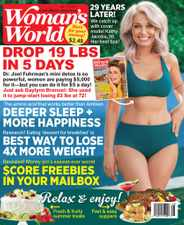 Woman's World Magazine Subscription July 13th, 2020 Issue