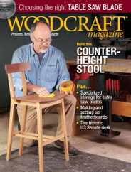Woodcraft Magazine Subscription June 1st, 2020 Issue