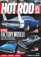 Hot Rod Magazine Subscription July 1st, 2020 Issue