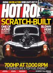 Hot Rod Magazine Subscription June 1st, 2020 Issue