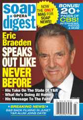 Soap Opera Digest Magazine Subscription June 8th, 2020 Issue