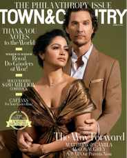 Town & Country Magazine Subscription June 1st, 2020 Issue