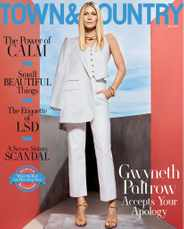 Town & Country Magazine Subscription May 1st, 2020 Issue