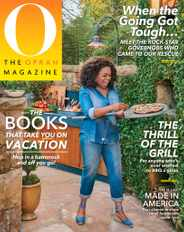 O, The Oprah Magazine Subscription July 1st, 2020 Issue