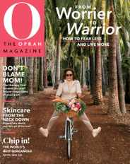 O, The Oprah Magazine Subscription June 1st, 2020 Issue