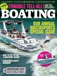 Boating Magazine Subscription June 1st, 2020 Issue