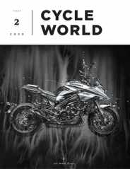 Cycle World Magazine Subscription April 29th, 2020 Issue