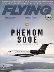 Flying Magazine Subscription June 1st, 2020 Issue