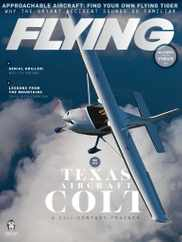 Flying Magazine Subscription May 1st, 2020 Issue