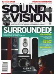 Sound & Vision Magazine Subscription April 1st, 2020 Issue