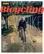 Bicycling Magazine Subscription March 27th, 2020 Issue
