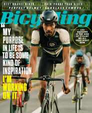 Bicycling Magazine Subscription May 22nd, 2020 Issue