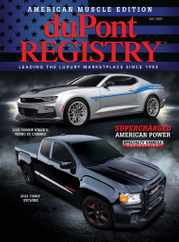 Dupont Registry Magazine Subscription July 1st, 2020 Issue