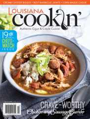 Louisiana Cookin Magazine Subscription September 1st, 2020 Issue