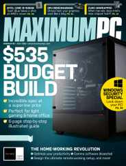 Maximum PC Magazine Subscription July 1st, 2020 Issue