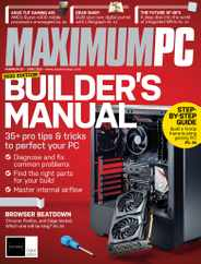 Maximum PC Magazine Subscription June 1st, 2020 Issue