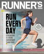 Runner's World Magazine Subscription April 24th, 2020 Issue