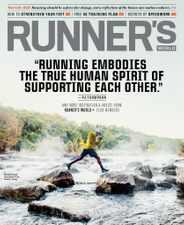 Runner's World Magazine Subscription June 26th, 2020 Issue