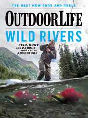 Outdoor Life Magazine Subscription March 11th, 2020 Issue