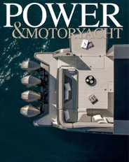 Power & Motoryacht Magazine Subscription May 1st, 2020 Issue