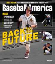 Baseball America Magazine Subscription May 1st, 2020 Issue