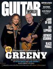 Guitar World Magazine Subscription July 1st, 2020 Issue