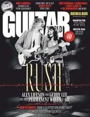 Guitar World Magazine Subscription October 1st, 2020 Issue