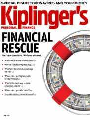 Kiplinger's Personal Finance Magazine Subscription June 1st, 2020 Issue
