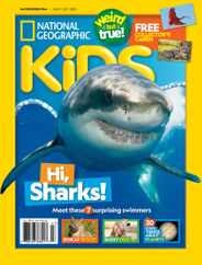 National Geographic Kids Magazine Subscription June 1st, 2020 Issue