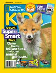 National Geographic Kids Magazine Subscription September 1st, 2020 Issue