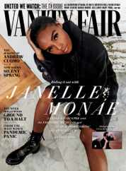 Vanity Fair Magazine Subscription June 1st, 2020 Issue