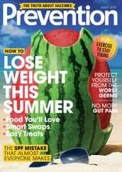 Prevention Magazine Subscription August 1st, 2020 Issue