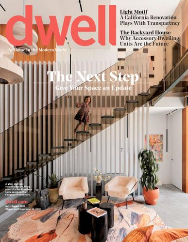 2-Year (12 Issues) of Dwell Magazine Subscription