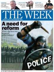 The Week Magazine Subscription June 19th, 2020 Issue