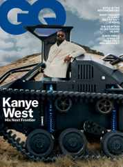 GQ Magazine Subscription May 1st, 2020 Issue