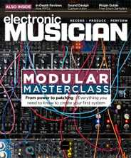 Electronic Musician Magazine Subscription September 1st, 2020 Issue