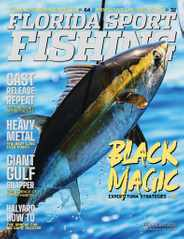 Florida Sport Fishing Magazine Subscription July 1st, 2020 Issue