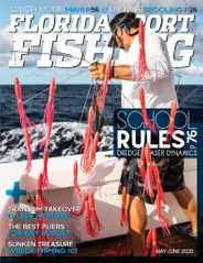 Florida Sport Fishing Magazine Subscription May 1st, 2020 Issue