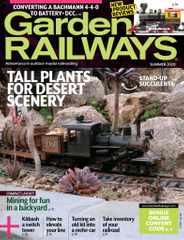 Garden Railways Magazine Subscription April 13th, 2020 Issue