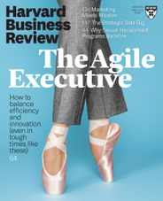 Harvard Business Review Magazine Subscription May 1st, 2020 Issue