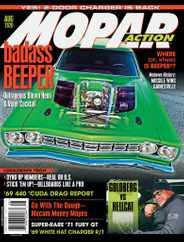 Mopar Action Magazine Subscription August 1st, 2020 Issue