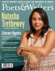 Poets & Writers Magazine Subscription July 1st, 2020 Issue
