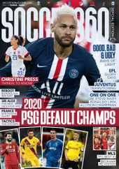 Soccer 360 Magazine Subscription May 1st, 2020 Issue