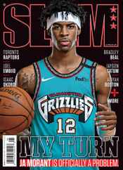 Slam Magazine Subscription May 1st, 2020 Issue