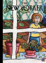 The New Yorker Magazine Subscription June 1st, 2020 Issue