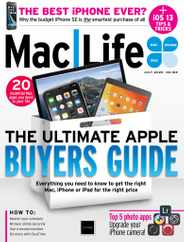 MacLife Magazine Subscription July 1st, 2020 Issue